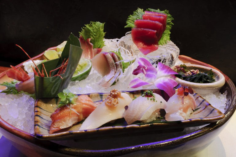 Sashimi Flight