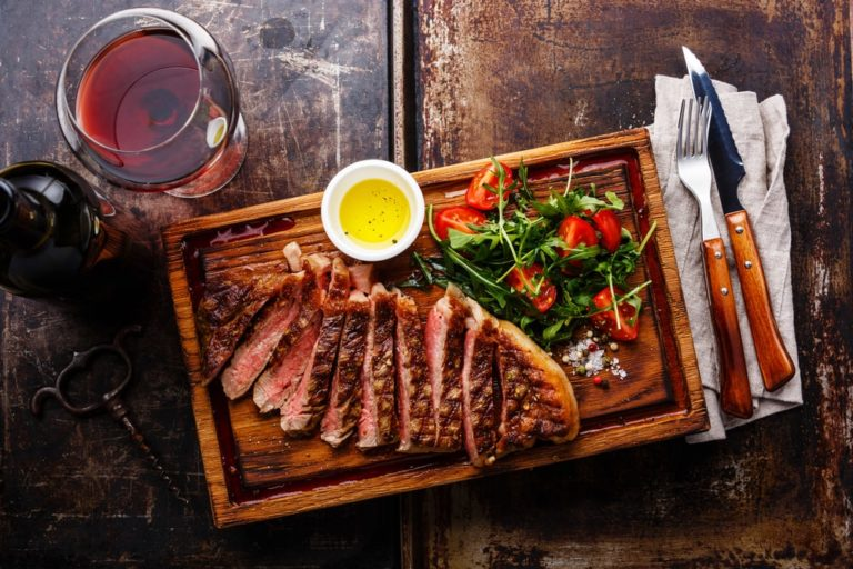 best wine with steak, 5 of the Best Wine With Steak Pairings You Need to Know