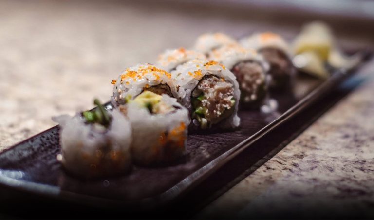 , Roka Akor Refreshes its menu with fall-centric sushi