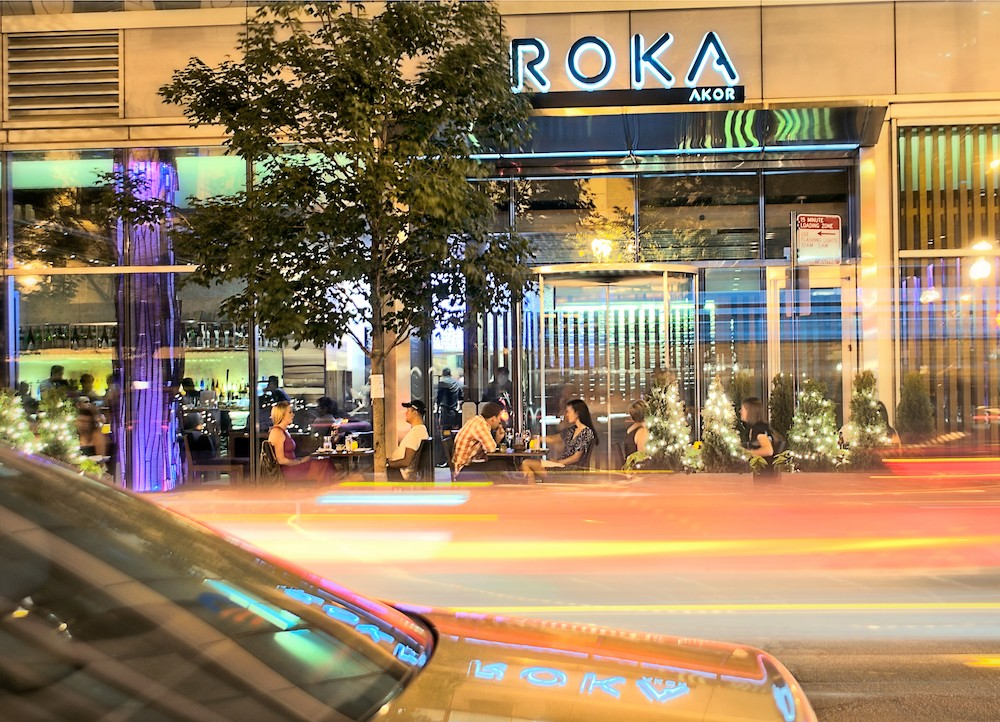 Roka Akor - Patio Drive By