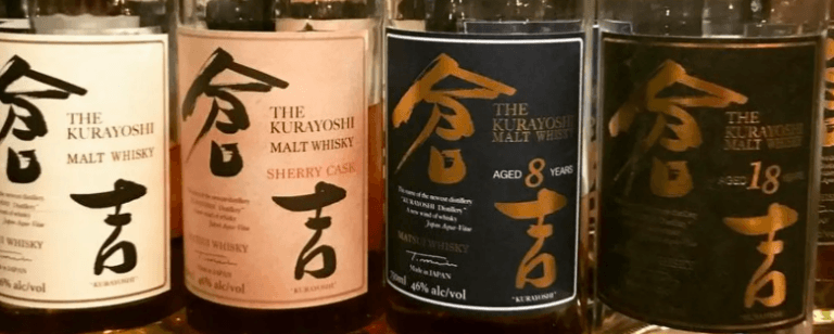 single malt kurayoshi whiskey