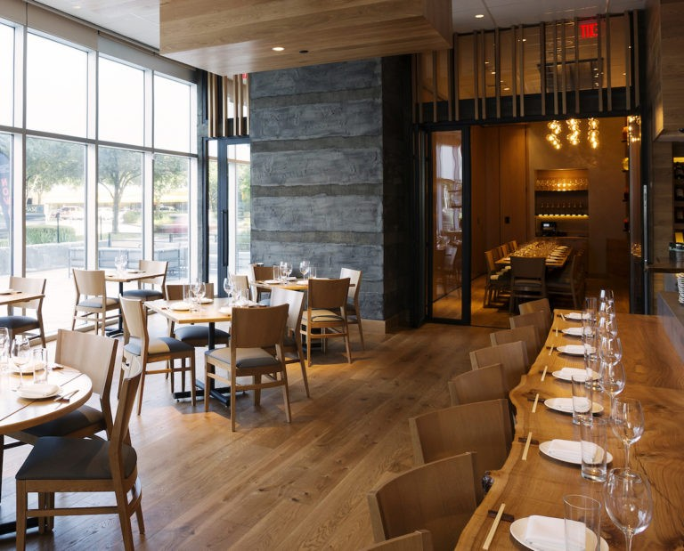 Roka Akor Interior Houston
